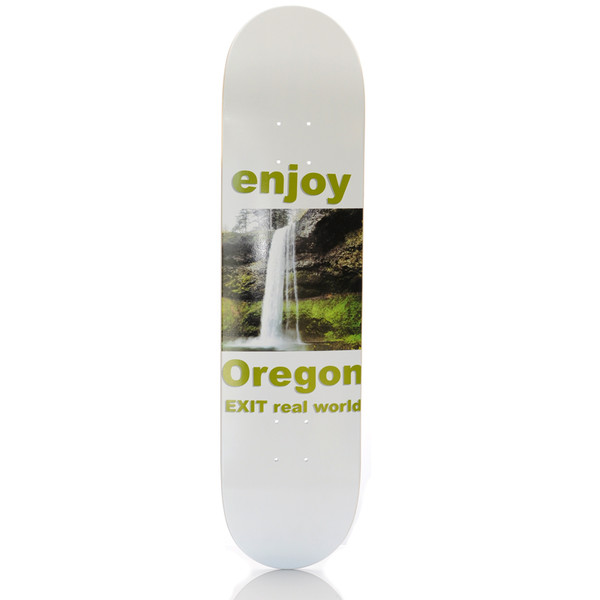 EXIT Enjoy Oregon Scenics Deck 7.75""