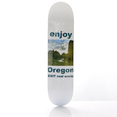 EXIT Enjoy Oregon Scenics Deck 7.5""