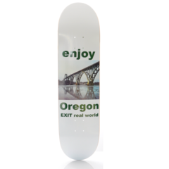 EXIT Enjoy Oregon Scenics Deck 8.25""