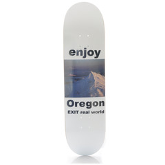 EXIT Enjoy Oregon Scenics Deck 8.5""